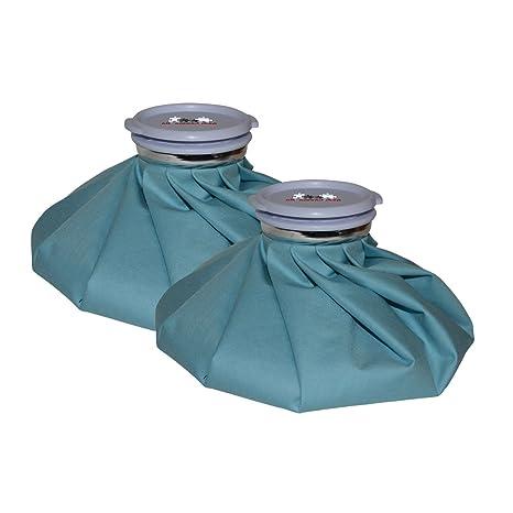 2 pieza Bolsa de hielo, nevera y bolsa de hielo, terapia de frío ...