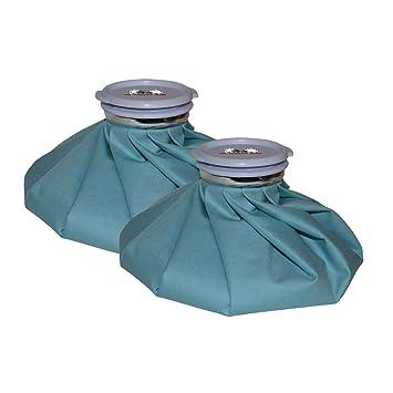 2 pieza Bolsa de hielo, nevera y bolsa de hielo, terapia de frío, All de around24 ®