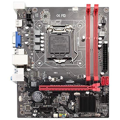 Vipeco JINGSHA H81 Socket LGA 1150 Desktop Mainboard DDR3 M-ATX Gaming Motherboard from Vipeco