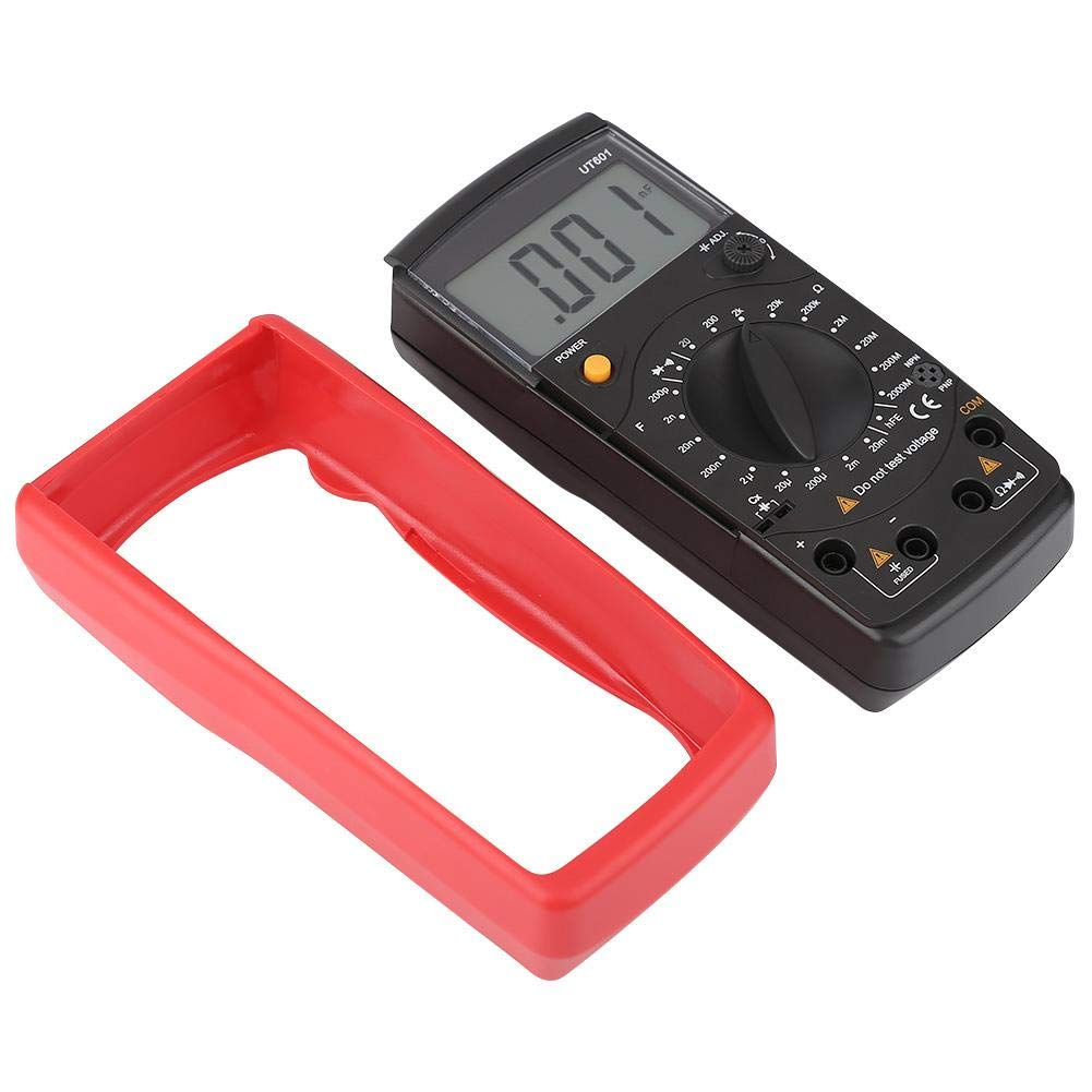 UT601 Capacitance Meter Resistance Meters Resistor Meter Digital Capacitor Tester PCB Layout for Cable Test