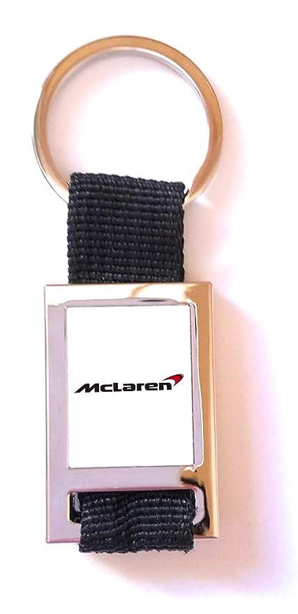 Llavero Sport GT McLaren (Metal/Tejido): Amazon.es: Equipaje