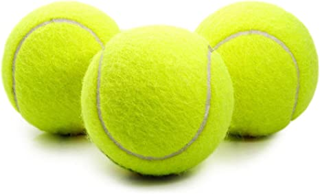 Waniba Mujeres Práctica Pelota de Tenis Playa Mascota Juguete ...