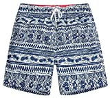 MaaMgic Mens Slim Fit Quick Dry Pineapple Short Swim Trunks With Mesh Lining Swimwear Bathing Suits