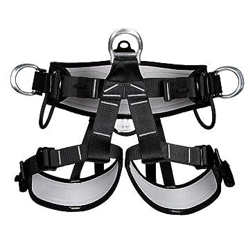 LAIABOR Arnés De Escalada Cinturones De Seguridad para Mujer Y ...