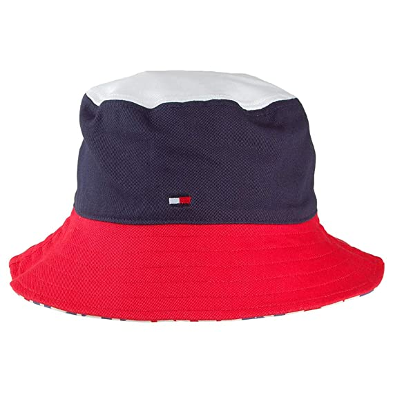 ea3ea2c1b Tommy Hilfiger Boy's Bucket Hat: Amazon.co.uk: Clothing