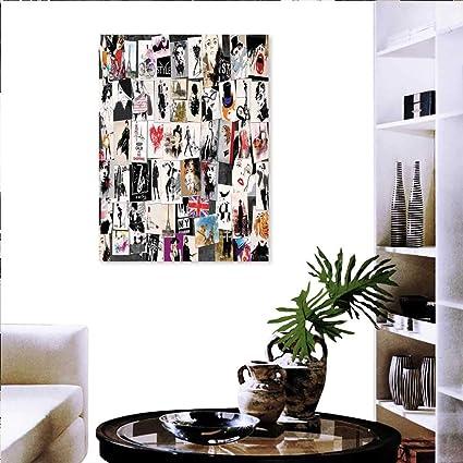 Amazon.com Stevenhome Fashion House Decor Wall Paintings