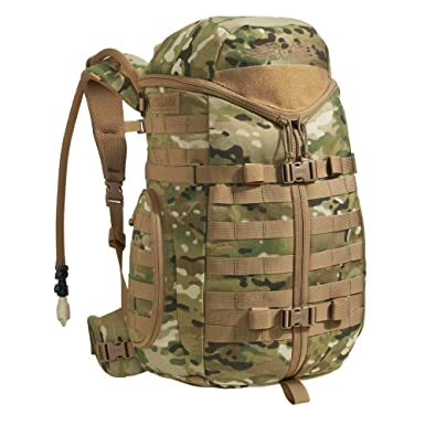 Camelbak Military Trizip Backpack - Multicam - One Size: Amazon.co ...