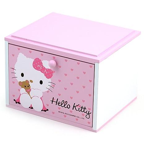 Amazon.com: Hello Kitty caja de almacenamiento: Home & Kitchen