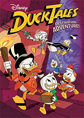 DISNEY DUCKTALES THE SERIES: DESTINATION ADVENTURE! (HOME VIDEO RELEASE)