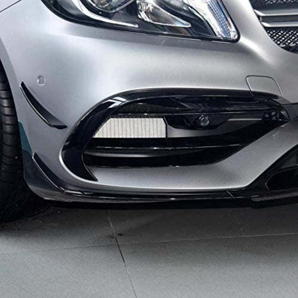 FWC Frontsto/ßstange Umgibt Das Spoiler-Luftmesser Splitter Spoiler Canards /Änderung Von Autoteilen F/ür Mercedes-Benz A-Klasse W176 2016-2018 A45 Amg