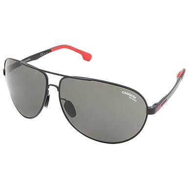 Carrera 8023/S UC Gafas de sol, Matt Black, 65 Unisex-Adulto