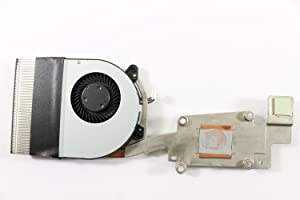 Dell J12WD Latitude E6520 CPU Fan and Heatsink Assembly for Discrete Nvidia - J12WD