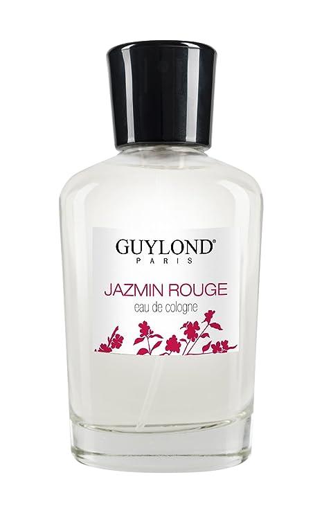guylond Eau de cologne Jazmin Rouge, 1er Pack (1 x 100 ml)
