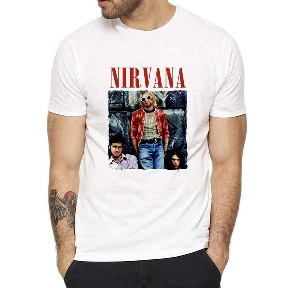 Nirvana Freddo S Printing S Funny Short Sleeves Shirts