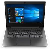 Lenovo V130 81HQA004IH 2019 14-inch Laptop (7th Gen Core i3-7020UN/4GB/1TB HDD/DOS/Intel HD Graphics 620 Graphics), Black