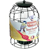 Kingfisher Seed Feeder with Squirrel Guard