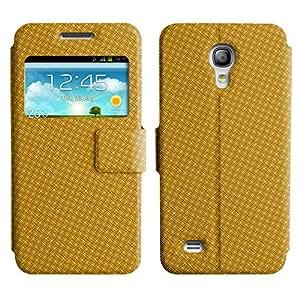 LEOCASE patrón increíble Funda Carcasa Cuero Tapa Case Para Samsung Galaxy S4 Mini I9190 No.1002955