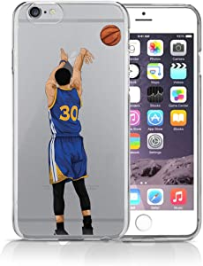Bap Store Basketball Soft Silicone Case Designed for iPhone SE 2020 / iPhone 8 / iPhone 7 (07)
