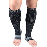 Leg Protection, Covers Everything from Ankle to Knee, Calf Protection, Warm Protection, Football, Badminton, Basketball…