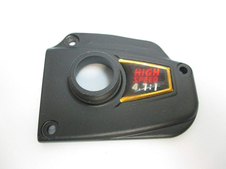 DAIWA SPINNING REEL PART Side Cover F52-7801 Emblem-X 4500T