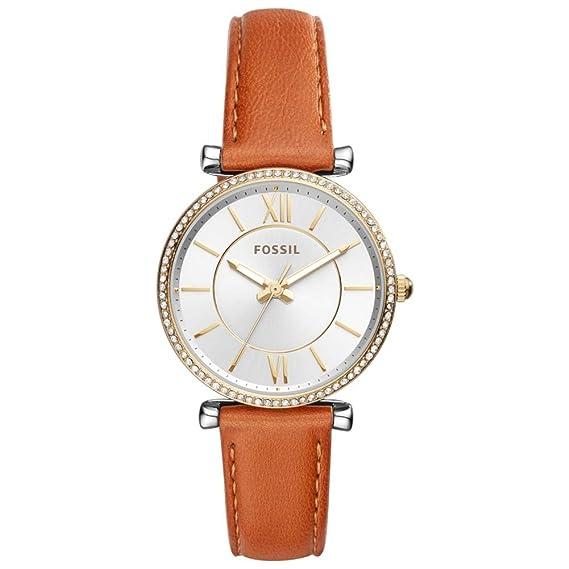 b895126e640c Fossil ES4344 Reloj de Damas  Amazon.es  Relojes
