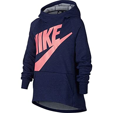 Nike G Nswie Po PE Sweatshirt, ohne Genre L bunt: