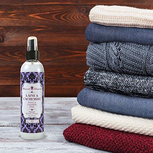 Florence Dampierre Wool and Spray, 8oz. Detergent, oz. Holiday Set- Cedar Oil