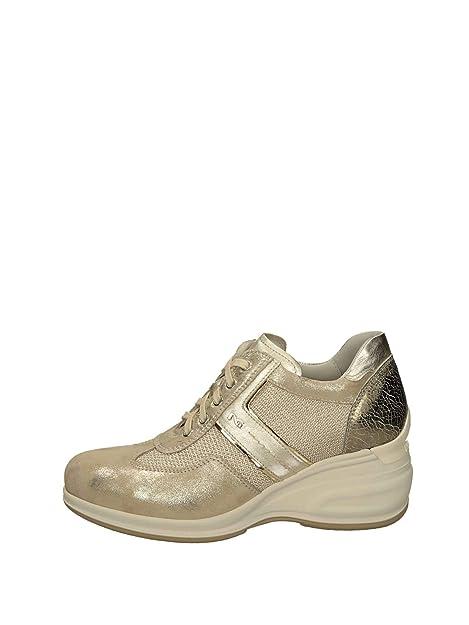 Nero Giardini P907511D Zapatillas de cuña Mujer: Amazon.es: Zapatos y complementos
