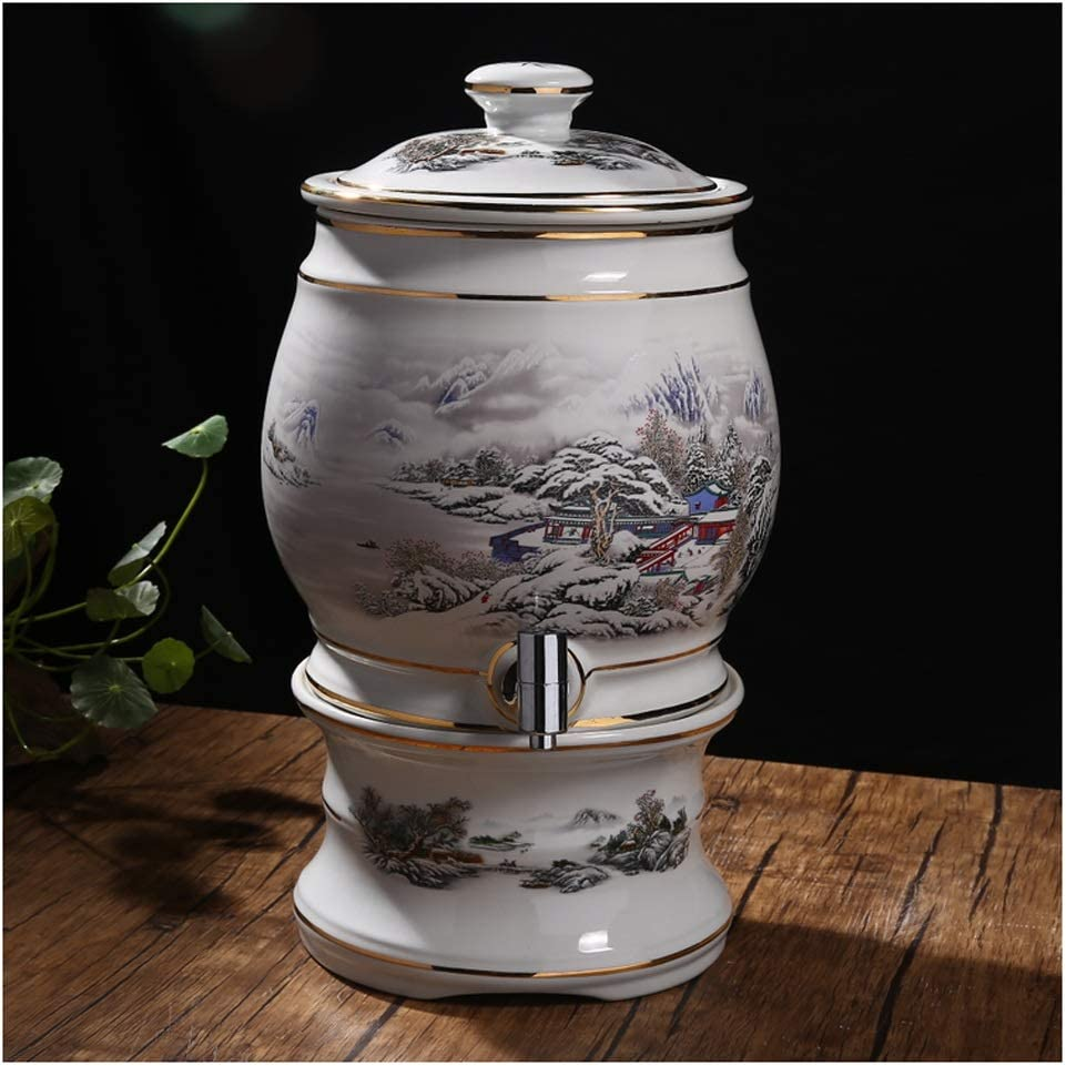 Purificador de agua de cerámica Purificador de agua Base de ...
