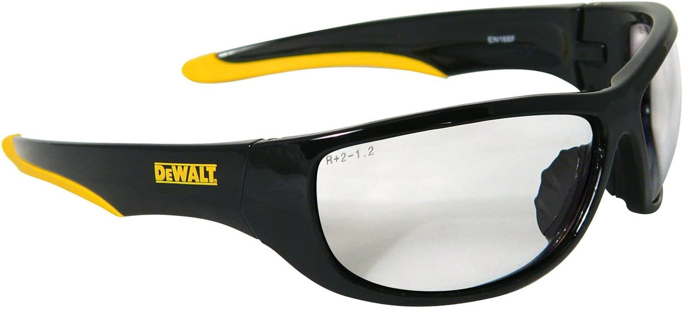 DEWALT DPG94-1C Dominator SAFETY Glasses, Clear Lens - -