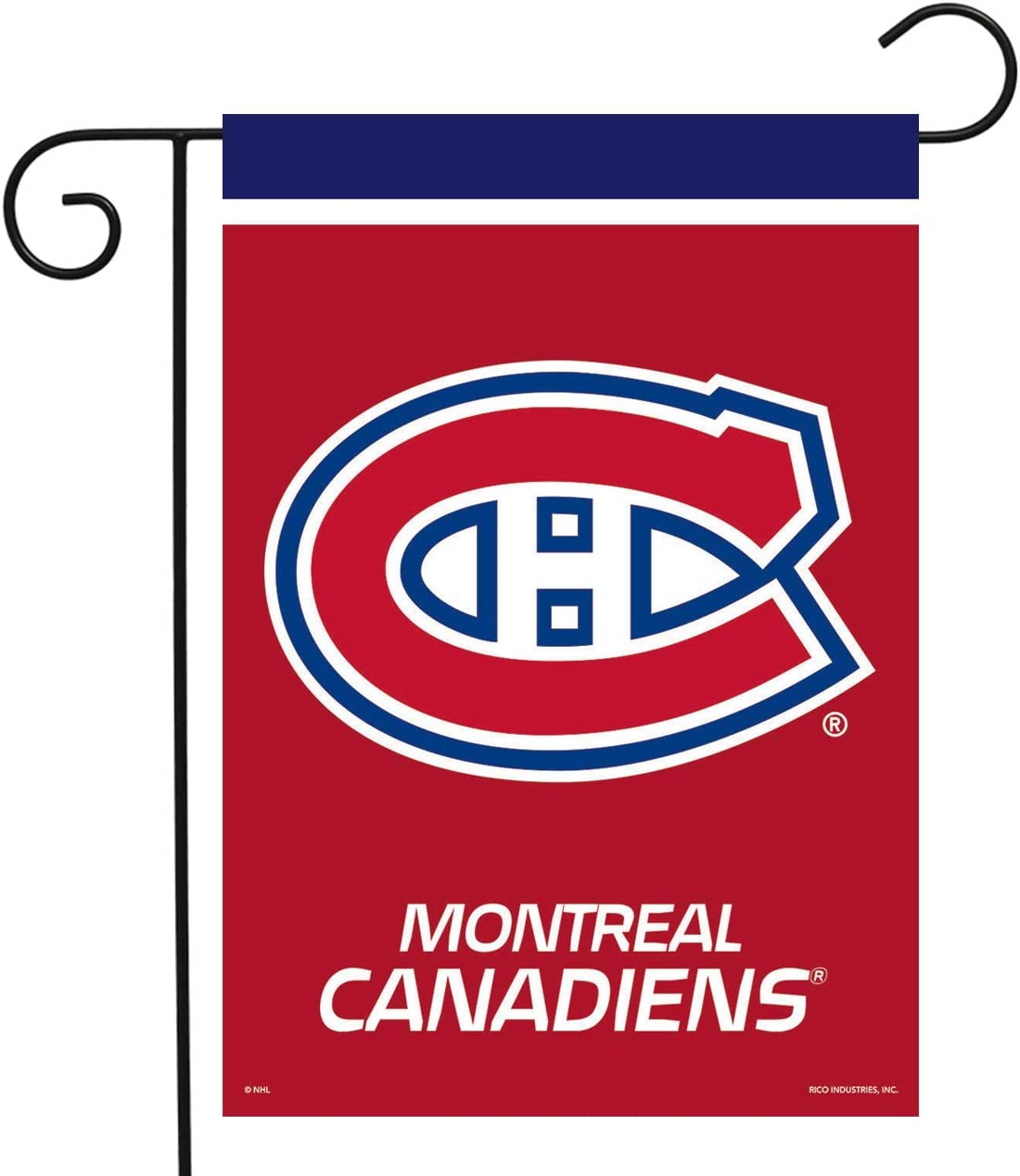 Sparo Montreal Canadiens Garden Flag Hockey Licensed 12.5