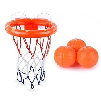 LYH Canasta Baloncesto Infantil Baño para Niños Juguete De ...