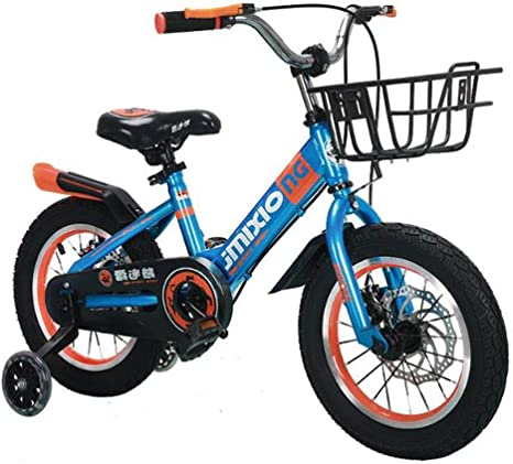 K-G Bicicleta Infantil Bicicleta niño de 3-10 años, Ajustable ...