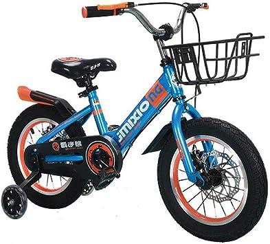 WGYEREAM Bicicleta para Niños, Bicicleta Infantil, Bicicleta niño ...
