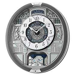 Seiko Wall Clock (Model: QXM366SRH)