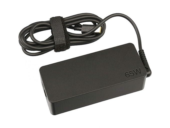 Lenovo Cargador USB-C 65 vatios Original ThinkPad X390 Yoga ...
