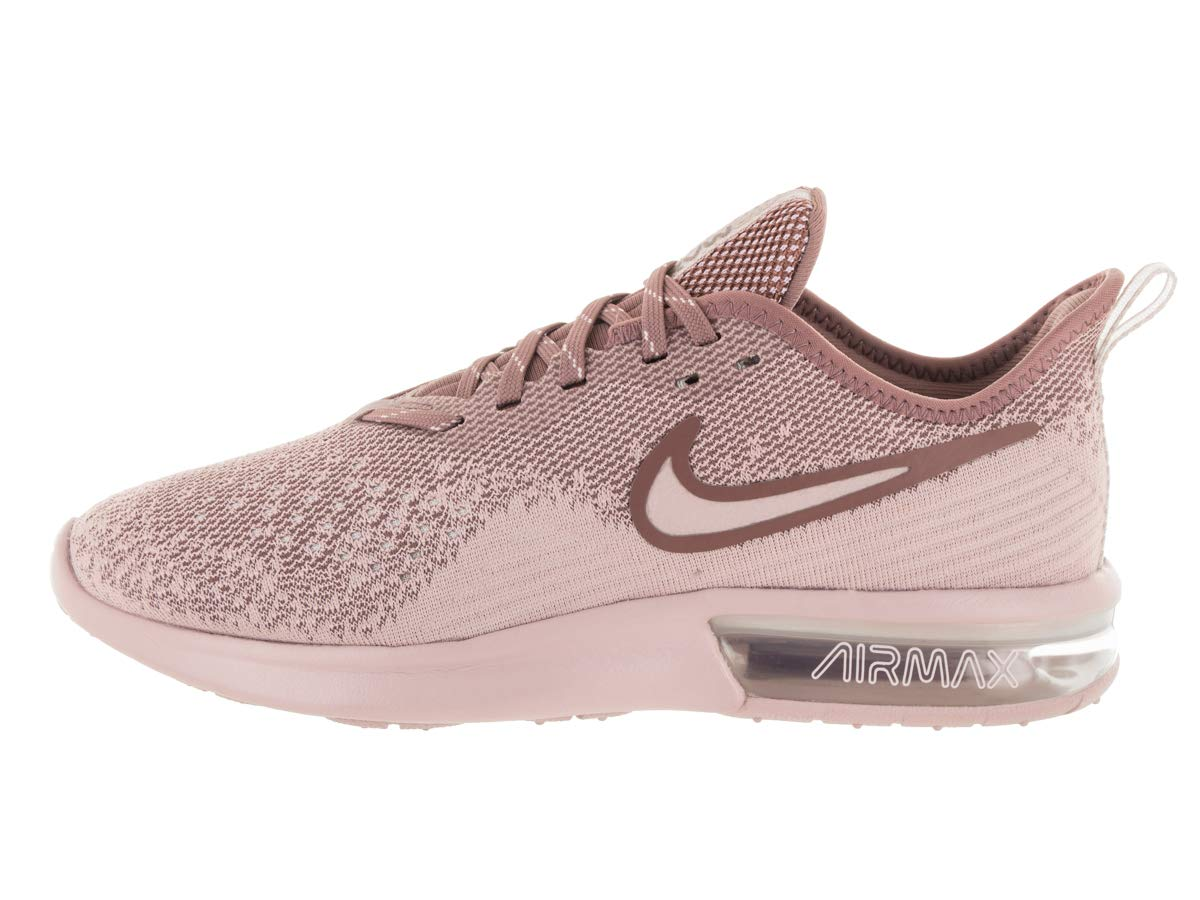 Tenis nike air max sequent 4 ao4486600 rosa mujer