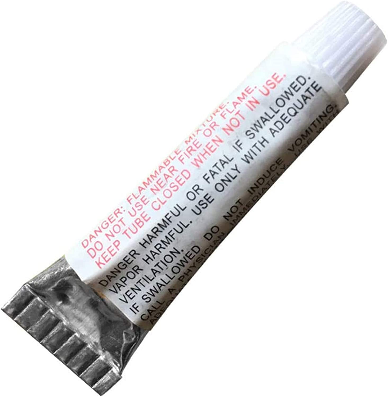 Pegamento impermeable de PVC, Pegamento de reparación de mantenimiento de vinilo para bañera de hidromasaje de piscina, Pegamento de reparación inflable Parche de vinilo (20 piezas)
