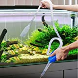 DINY Home & Style Aquarium Cleaner Siphon Pump Fish
