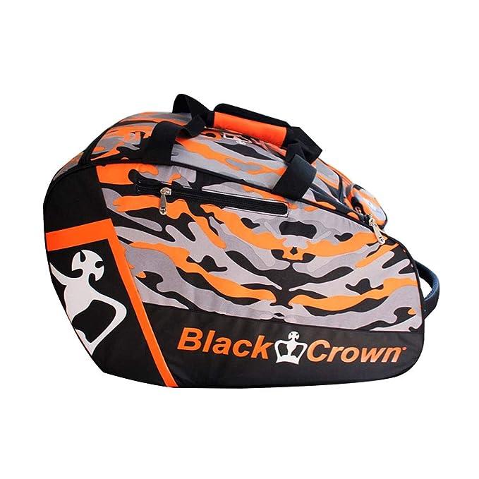 Black Crown PALETERO Work Naranja: Amazon.es: Deportes y aire libre