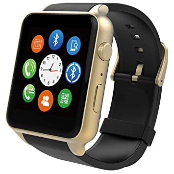 Amazon.com: GT88 Smart Watch Heart Rate Sport Smartwatch ...