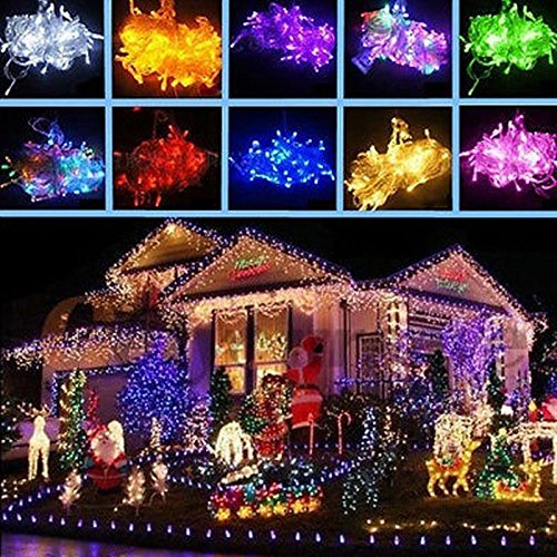 2/3/5/10M Battery Power Operated LED String Lights Outdoor Waterproof Christmas tree light holiday wedding Decoration (Fencing To Hide Air Conditioners compare prices)