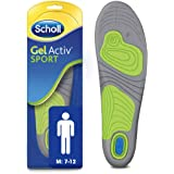 Scholl GelActiv Insole Sport (Men), 2 Count, sizes 7-12