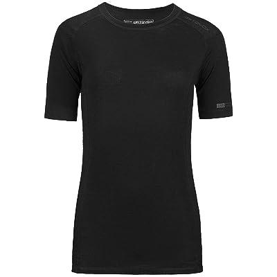 Ortovox Black Raven 2017 185 Pure Short Sleeved Baselayer Top