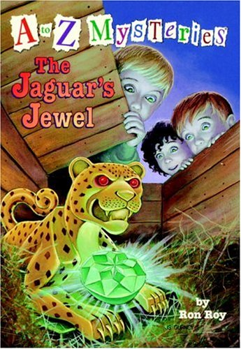 A to Z Mysteries: The Jaguar's Jewel (A Stepping Stone Book(TM)) PDF