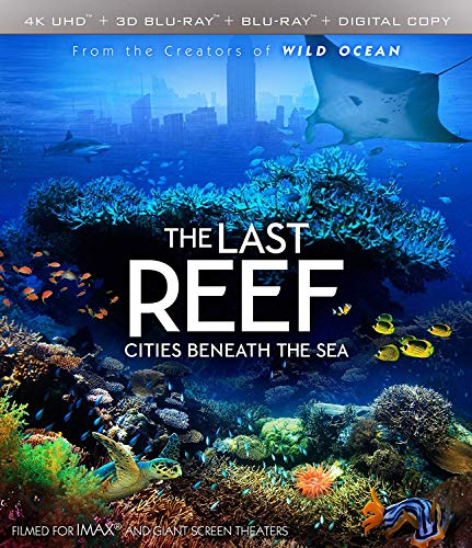IMAX: The Last Reef: Cities Beneath the Sea [Blu-ray] (The Last Reef Cities Beneath The Sea)