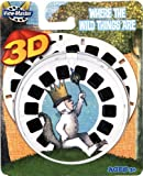 View-Master 3D Reels Where the Wild Things Are
