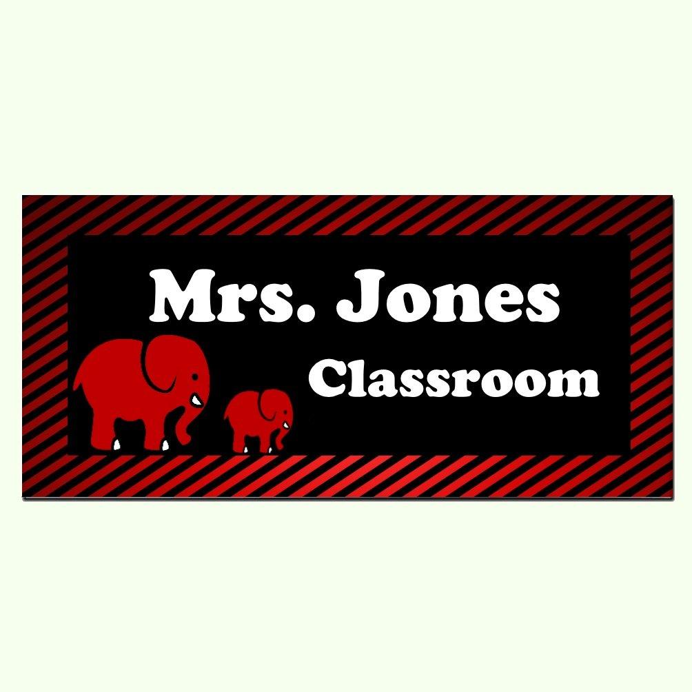 Amazon.com: Cartel para puerta de Teacher Classroom ...
