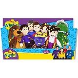 """Wiggles 6"""" Plush AST, Multicolor"""