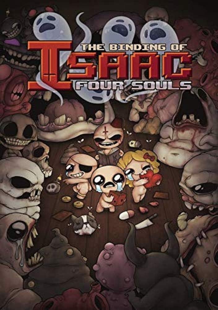 Studio 71, The Binding of Isaac, Juego de cartas Four Souls